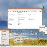 ClearLooks theme for windows xp