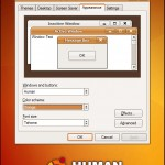 Human theme for windows 7