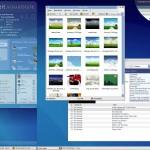 Klarheit visual style for Windows XP