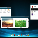 TerraNova Windows 7 desktop theme
