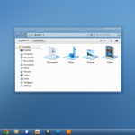 Soft7 beautiful Windows 7 theme