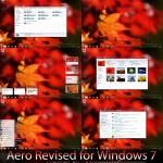 Aero Revised Visual Style for Windows 7