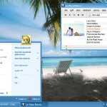 Ambient windows xp theme
