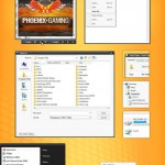 Clearscreen Basic Desktop Theme for Vista