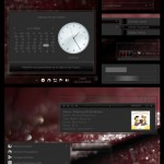 Crystal Gloss Visual Style for Windows 7