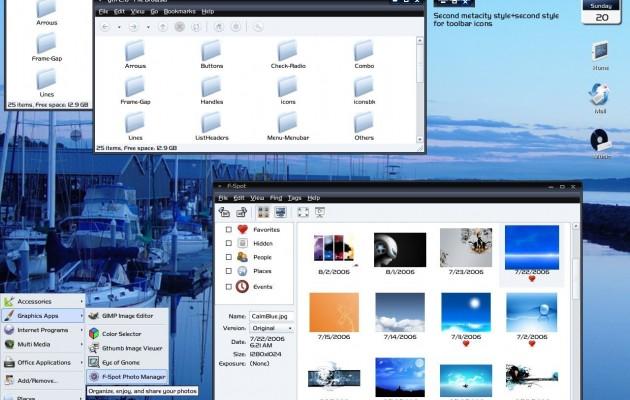 Elegance GTK Ubuntu Gnome Theme