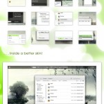 Emerald Visual Style for Windows 7