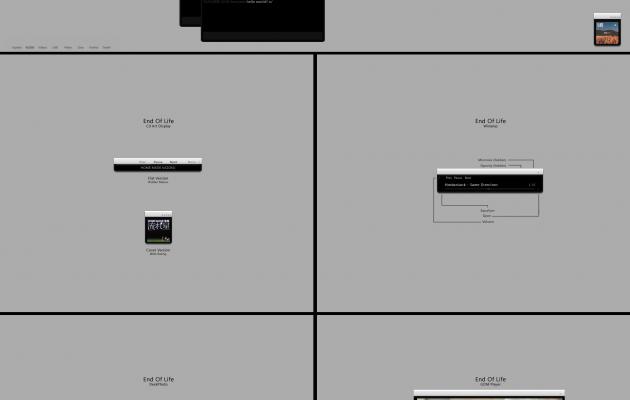 End Of Life Suite windows xp theme