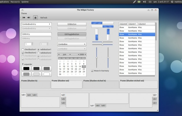 Equinox GTK Gnome Ubuntu Theme