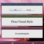 Flora theme for windows xp