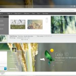 Gaia10 visual style for windows 7