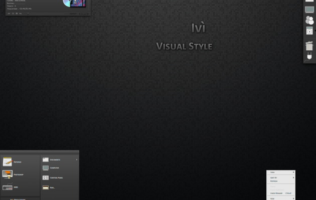 Ivi windows xp theme