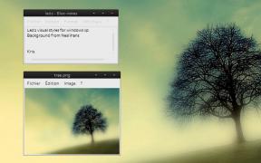 Led2 Windows XP desktop Theme