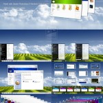 Longhorn Revealed Visual Style for Windows7