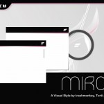 MIRO Visual Style for windows XP