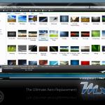 MX for Vista – Visual styles