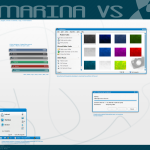 Marina windows xp theme