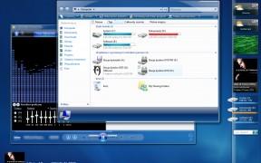 Media Center Theme for Windows Vista