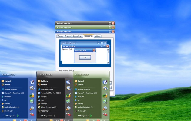 Modded Royale for windows xp