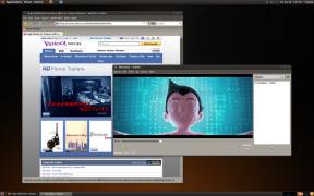 Night Impression Ubuntu Gnome Theme