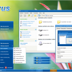 Novus windows xp theme