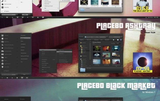 Placebo Visual Style for Windows 7