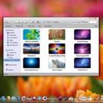 Snow Leopard Desktop Theme for Windows 7