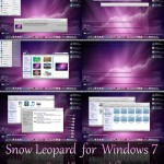 Snow Leopard Visual Style for Windows 7