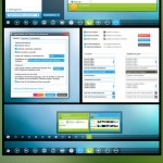 Static 2.0 Visual Style for Windows 7
