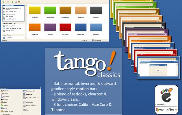 Tango Classics for windows XP