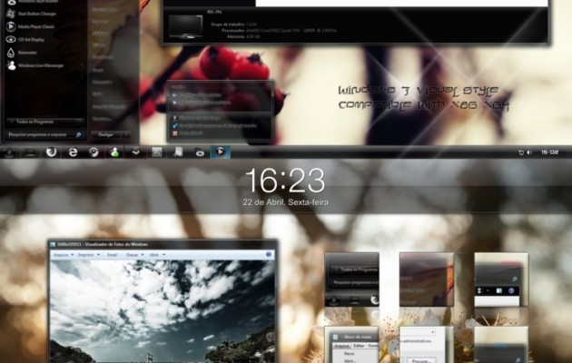 U-7imate Beta Visual Style for Windows 7