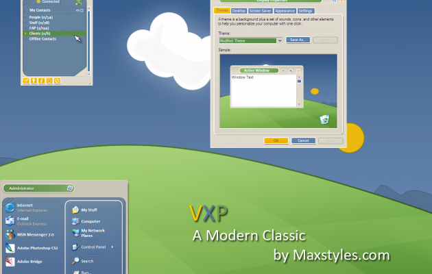 VXP FINAL for windows XP