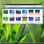 Vista Black 5203 Theme for Windows XP