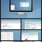 Wave Visual Style for Windows 7