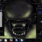 XENOMORPH Desktop Theme for Windows 7