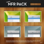kAtz93′s NFR Pack Visual Style for Windows 7
