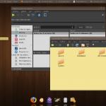 Willibex Ubuntu Gnome Visual Theme