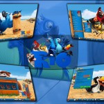 ANGRY BIRDS Desktop Theme for Windows 7