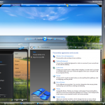 Aero Static Windows Vista Theme