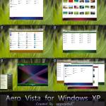 Aero Vista theme for windows XP