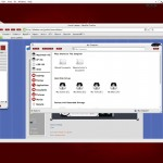 Amora for Visual Styles windows xp theme