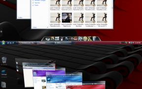 Aurora Flow Windows Vista Theme