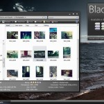 Blaq – Vista Basic Theme