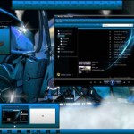 Blue Seven Visual Style for Windows 7