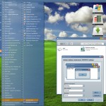 BlueMesa theme for windows xp