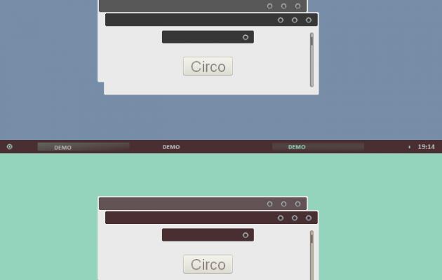 Circo visual styles windows XP theme