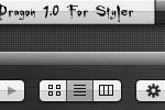 Dragon theme for windows xp