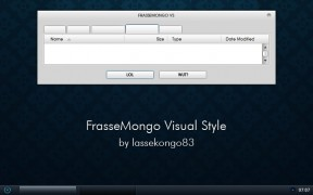 FrasseMongo theme for windows xp
