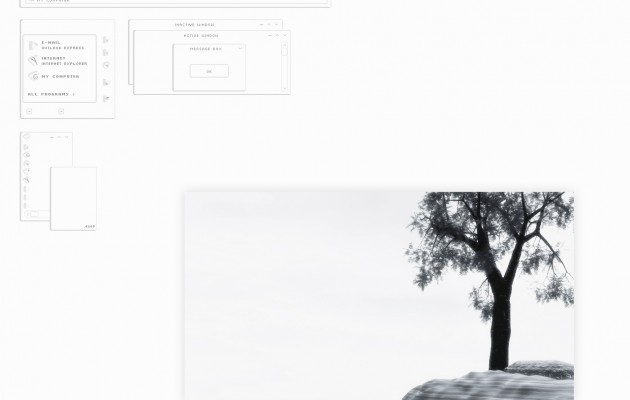 Infinite Simplicity themes for windows xp