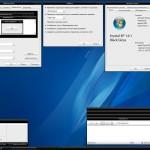 Krystal Black Gloss theme for windows xp